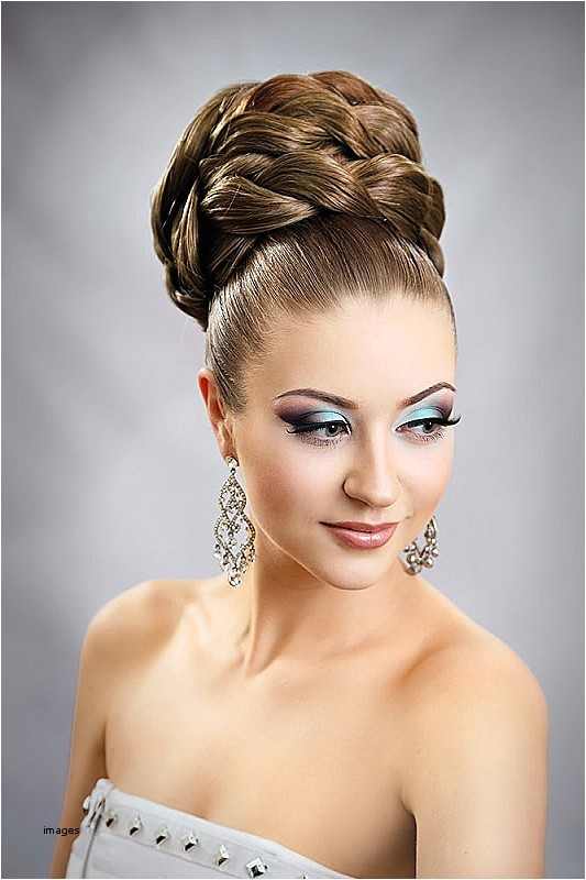 wedding hairstyle for round face 2017