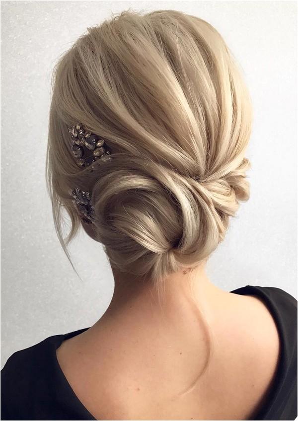 Wedding Hairstyles for Medium Length Hair 2018 12 so Pretty Updo Wedding Hairstyles From tonyapushkareva