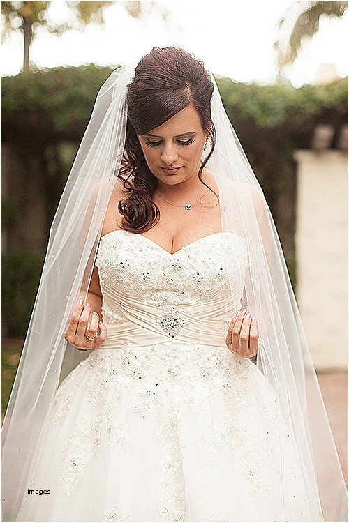 wedding hairstyles for plus size brides