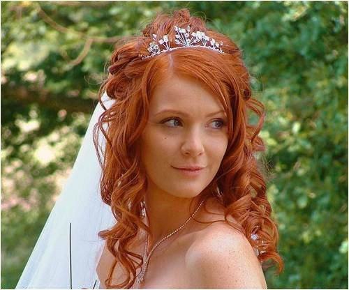 wedding hairstyles red hair in fabulous concepts
