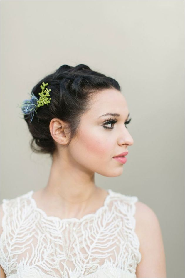 48 chic wedding hairstyles for short hair