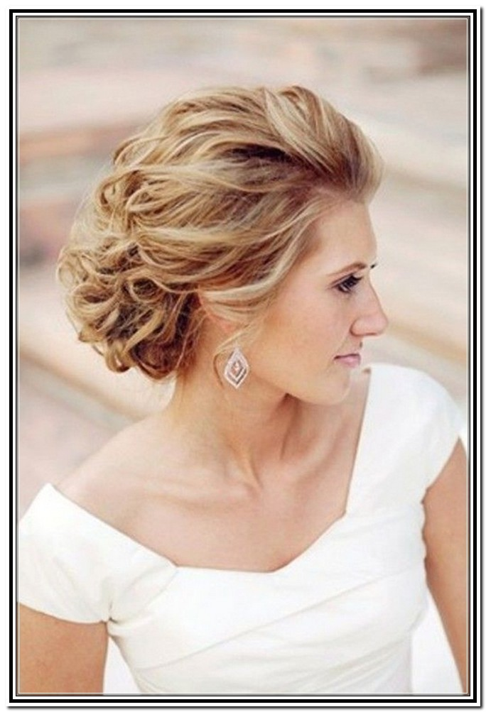 wedding hairstyles for medium length hair inspiration 3