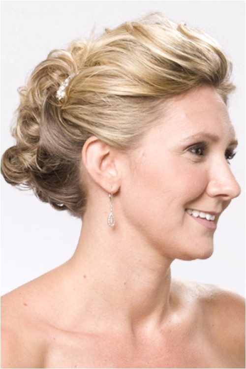 hair updos for wedding for fine hair
