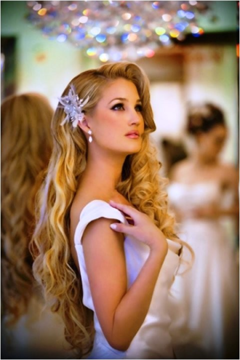 latest bridal hairstyles 2013