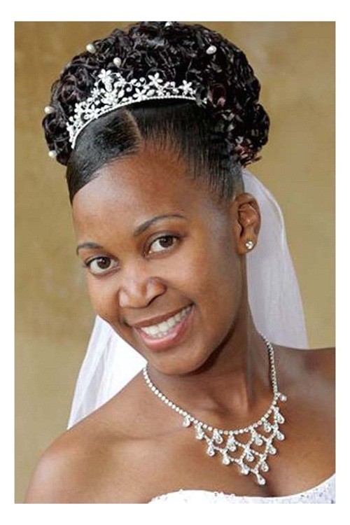 natural wedding hairstyles for black women