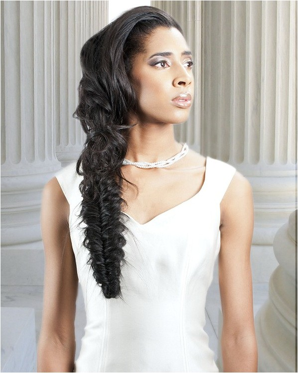 bridal hairstyles 2013 for black women