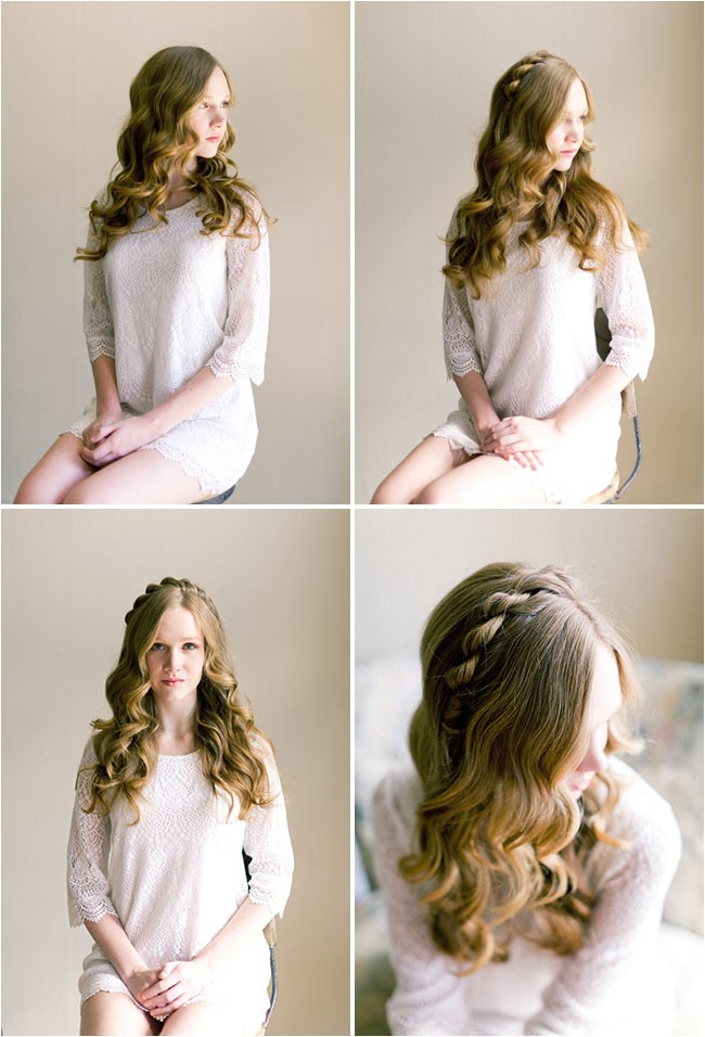 soft fairytale hair tutorial
