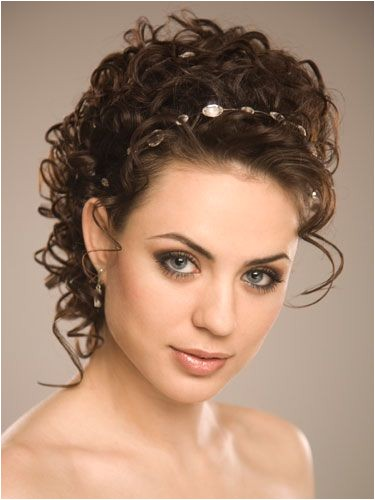 Wedding Hairstyles Updos with Curls Curly Elegant Wedding Hairstyles Weddingwoow