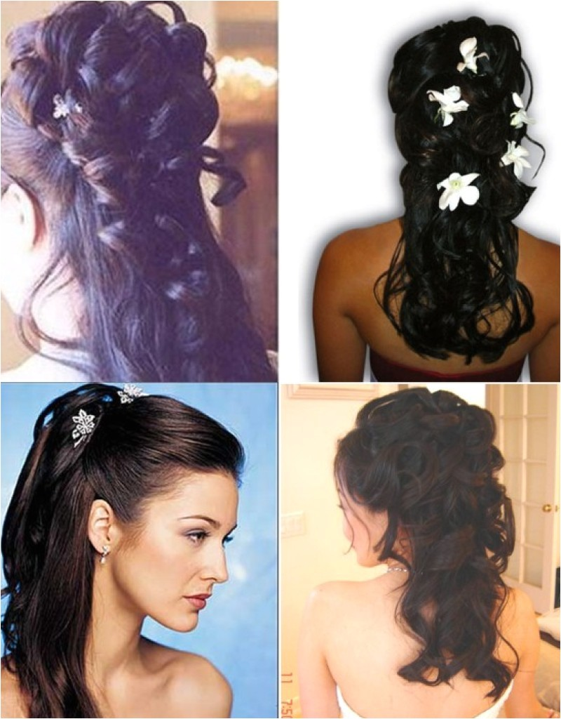 indian wedding hairstyle videos
