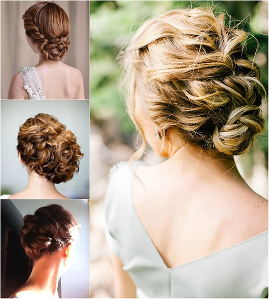 12 best wedding hairstyles with clip in human hair extension blog69