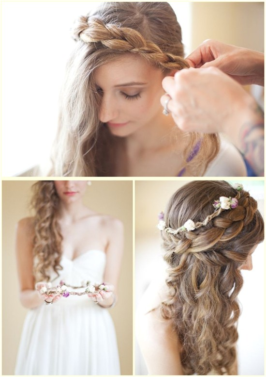 3 gorgeous wedding hairstyles with clip on hair extensions blog95