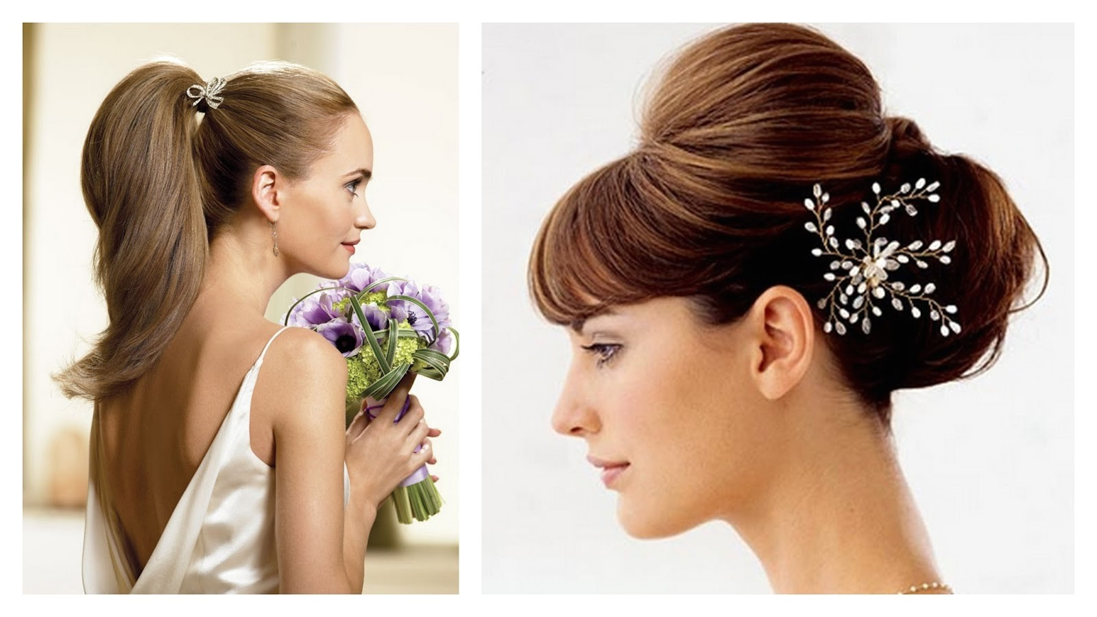 clip in hair extensions for your wedding day