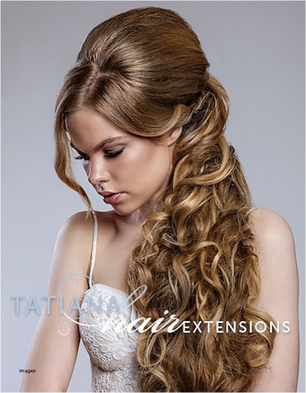 wedding hairstyles with clip in hair extensions