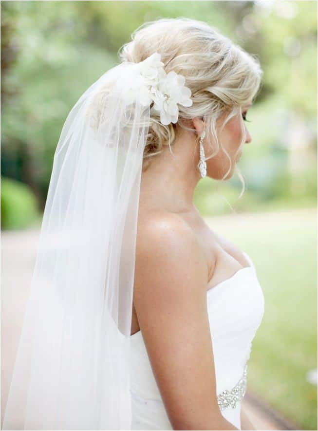 wedding hairstyles veil best photos