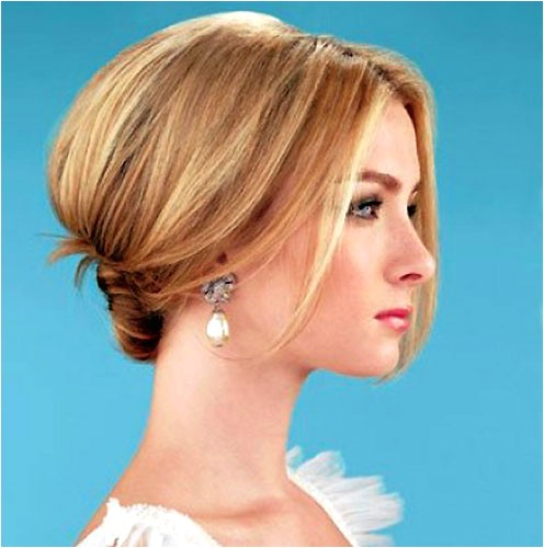 style short hair for wedding 2016