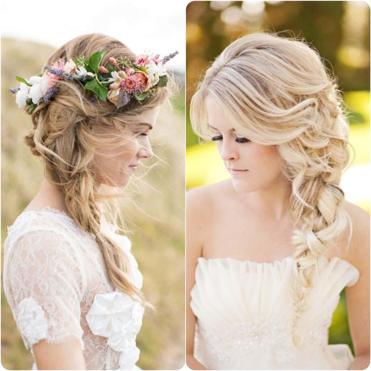 Wedding Plait Hairstyles 20 Braided Hairstyles for Wedding Brides 2016