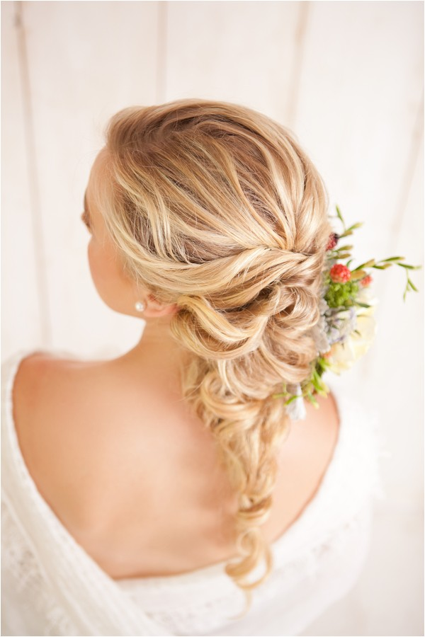 Wedding Plait Hairstyles 2016 Stunning Braided Wedding Hairstyles