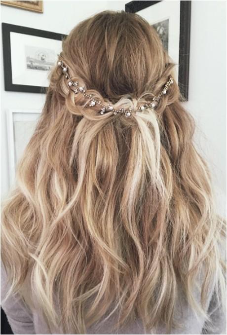 Wedding Plait Hairstyles 1