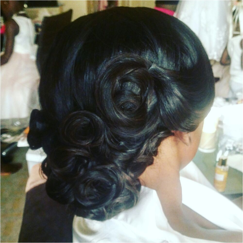 updo for sewin