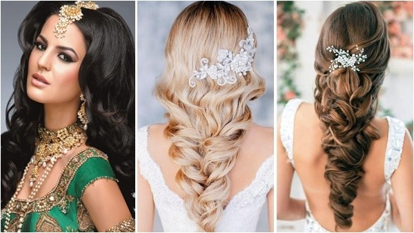 western bridal hairstyles with crown