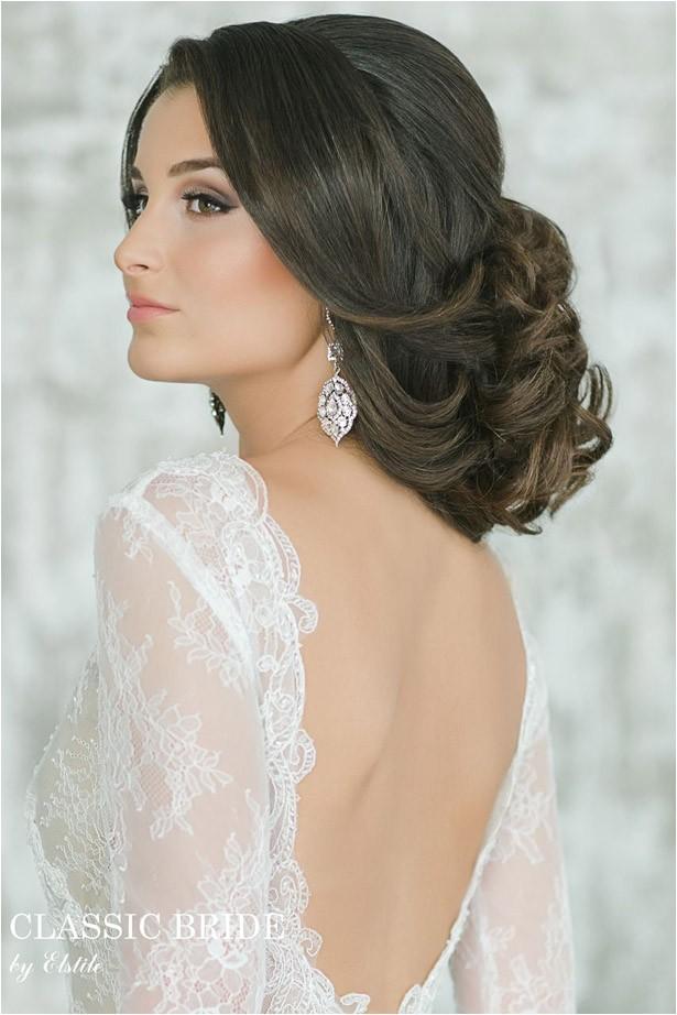 gorgeous wedding hairstyles makeup ideas