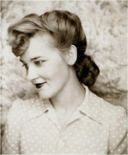 1940 Womens Hairstyles 1940s Womens Hairstyles Pccheatz