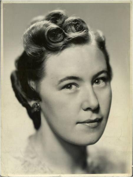 Bea Hair Women 1938 1940 s