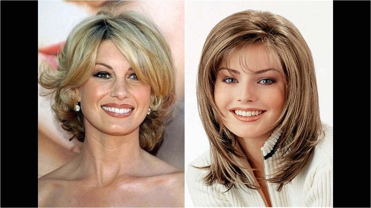 50s Womens Hairstyles for Long Hair Medium Length Hairstyles for Women Over 40