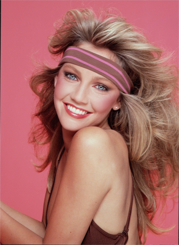 Einzigartige Heather Locklear Frisuren hairstyles locklearhair haar 80s Fashion Fashion Trends