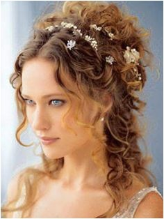 Greek goddess hairstyle Hairdos For Curly Hair Formal Hairstyles For Long Hair