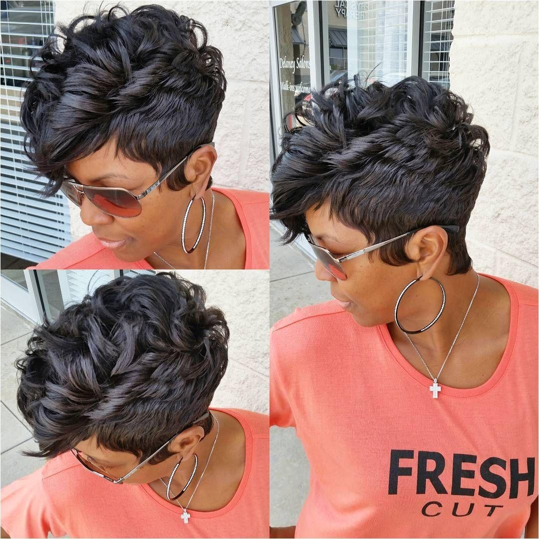 Ear Length Hairstyles for Black Women 60 Great Short Hairstyles for Black Women In 2018