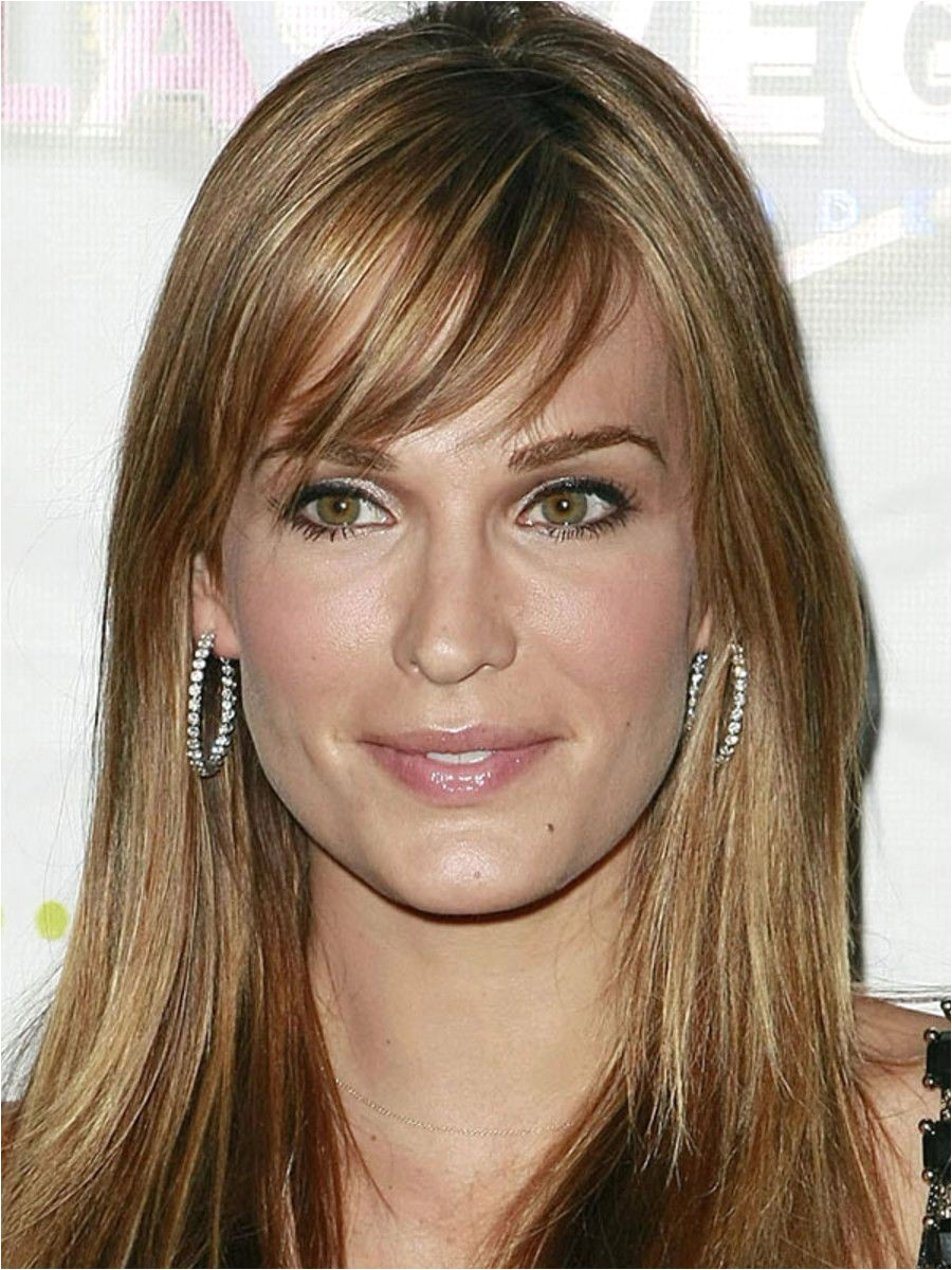 The Best and Worst Bangs for Long Face Shapes Beautyeditor