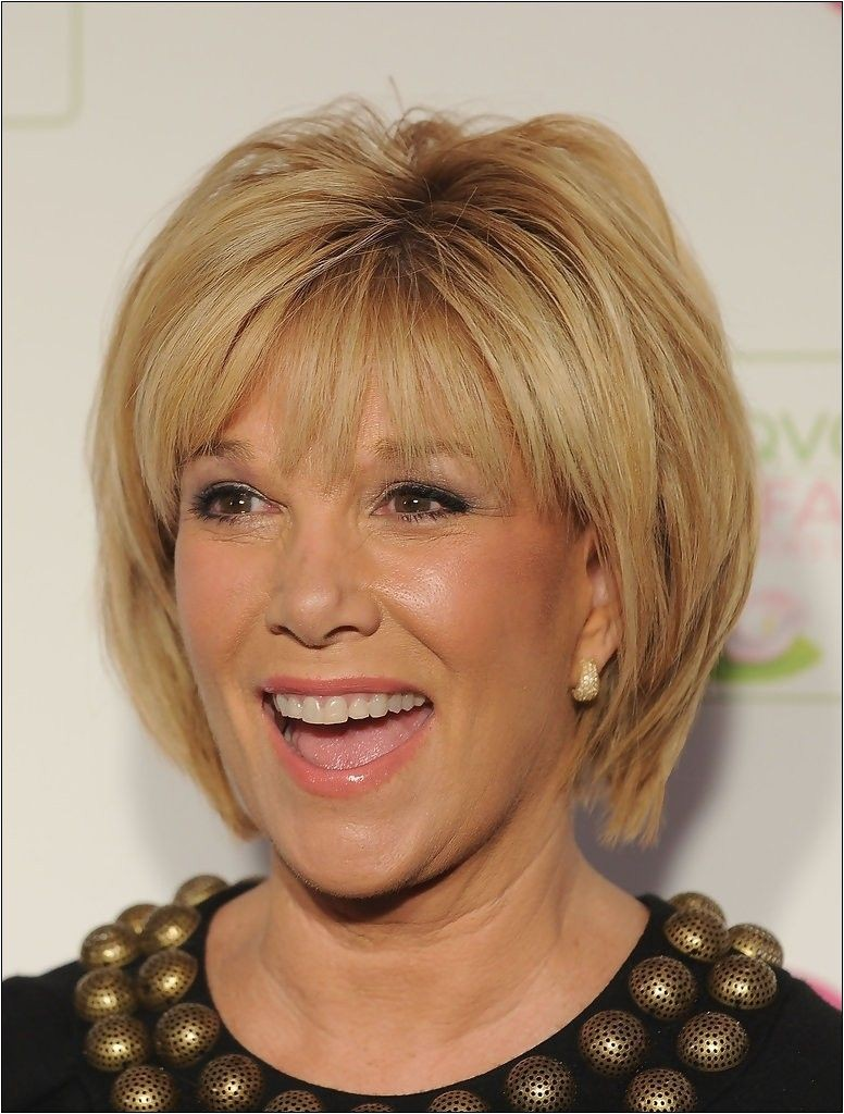 Hairstyles for Fifty Year Old Woman