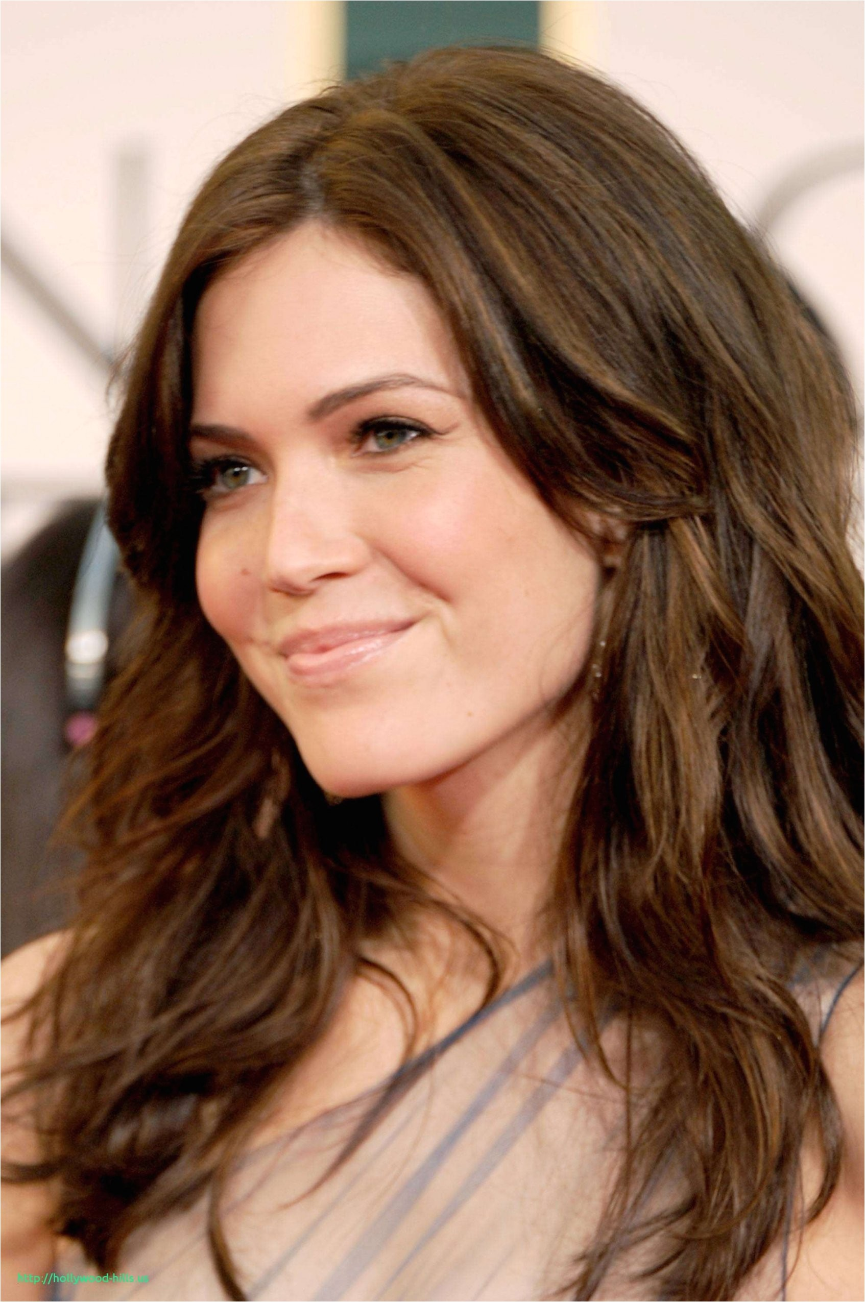 Medium Length Hairstyles For Round Faces Awesome Haircut For Long