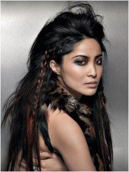 Loreal Amazon Hair Styles · Native American