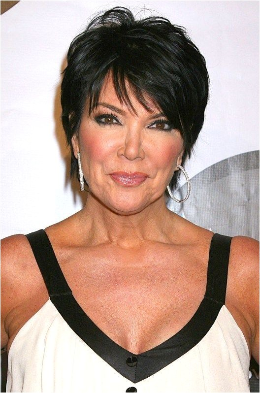 short sassy hairstyle for la s over 50