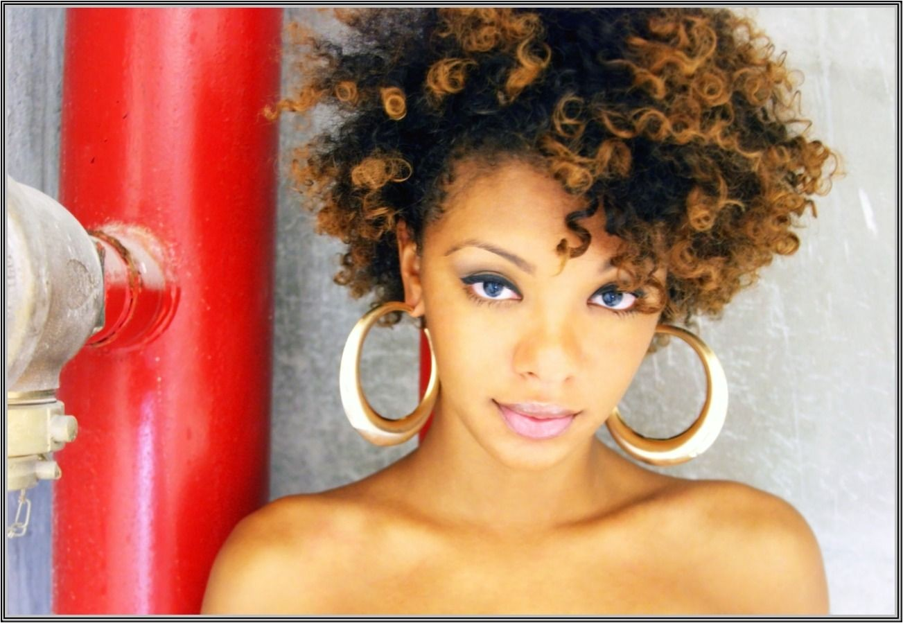 Hair Color for Black Women with Natural Hair