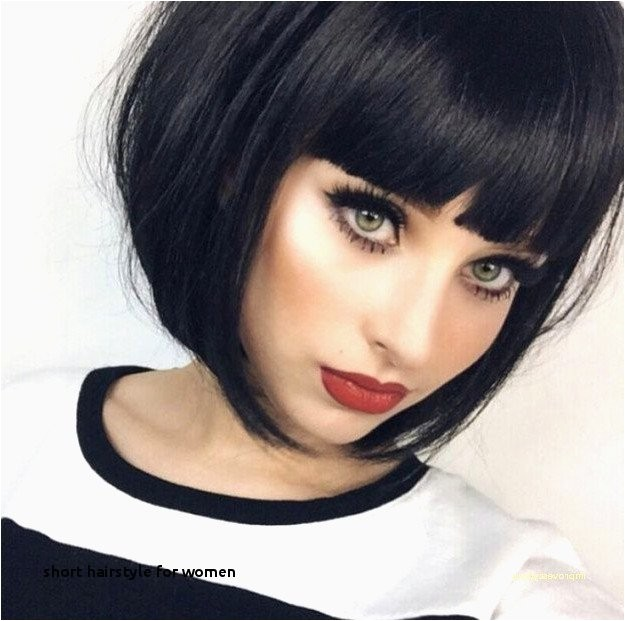 Short Hairstyles for Real Women Short Hairstyle for Women Short Haircut for Thick Hair 0d
