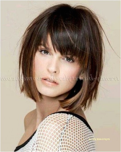 best haircut for kinky hair lovely shoulder length hairstyles with bangs 0d improvestyle to her with