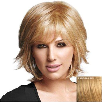 Human Hair Wigs Cheap Real Human Hair Wigs For Black & White Women line DressLily Page 2 Wigs Pinterest