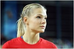 Sporty Hairstyles for Women 22 Best Active Hairstyles Images On Pinterest