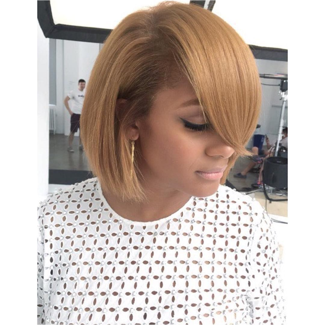 Instagram Natural Hairstyles Bob Hairstyles Relaxed Hairstyles Haircuts Blonde Weave Hairstyles