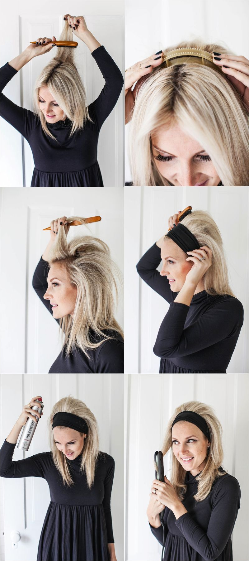 To help inspire your go to summer hairstyle click here to see our favorite hair tutorials from some of our favorite bloggers