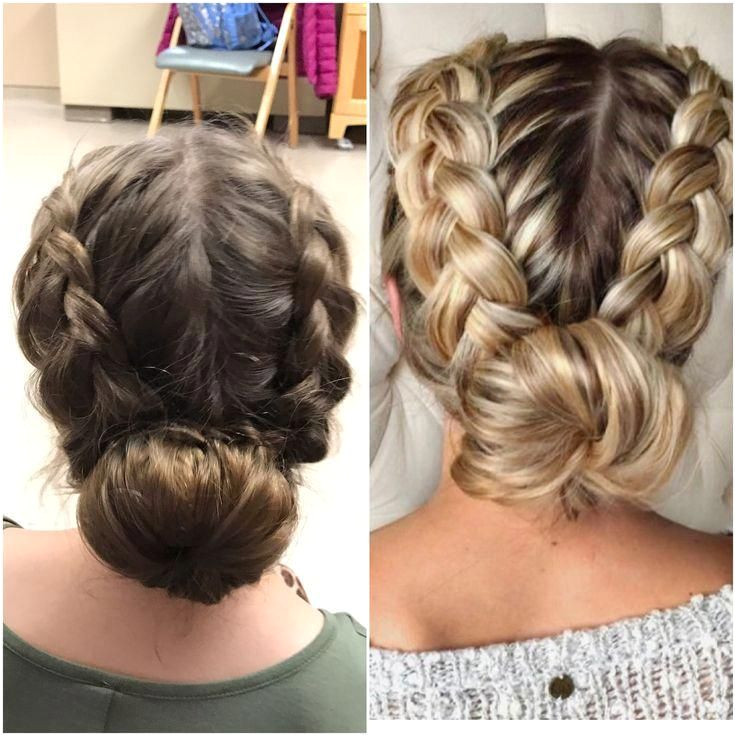 This is a super easy hairstyle Took me 3 mins to do Me