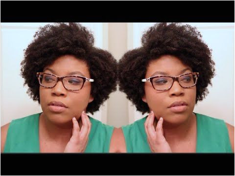 5 Wash and Go Tutorials for 4b 4c Hair