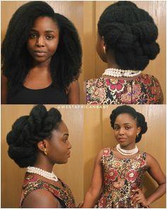 miss wood westafricanbaby on Instagram afro hair Kinky hair