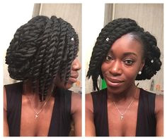 10 Hot Go To Summer Hairstyles on Natural Hair