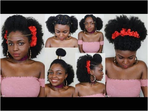 4c summer hairstyles