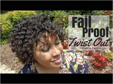 Fail Proof Easy Twist Out 4c Hair ckhairinformation