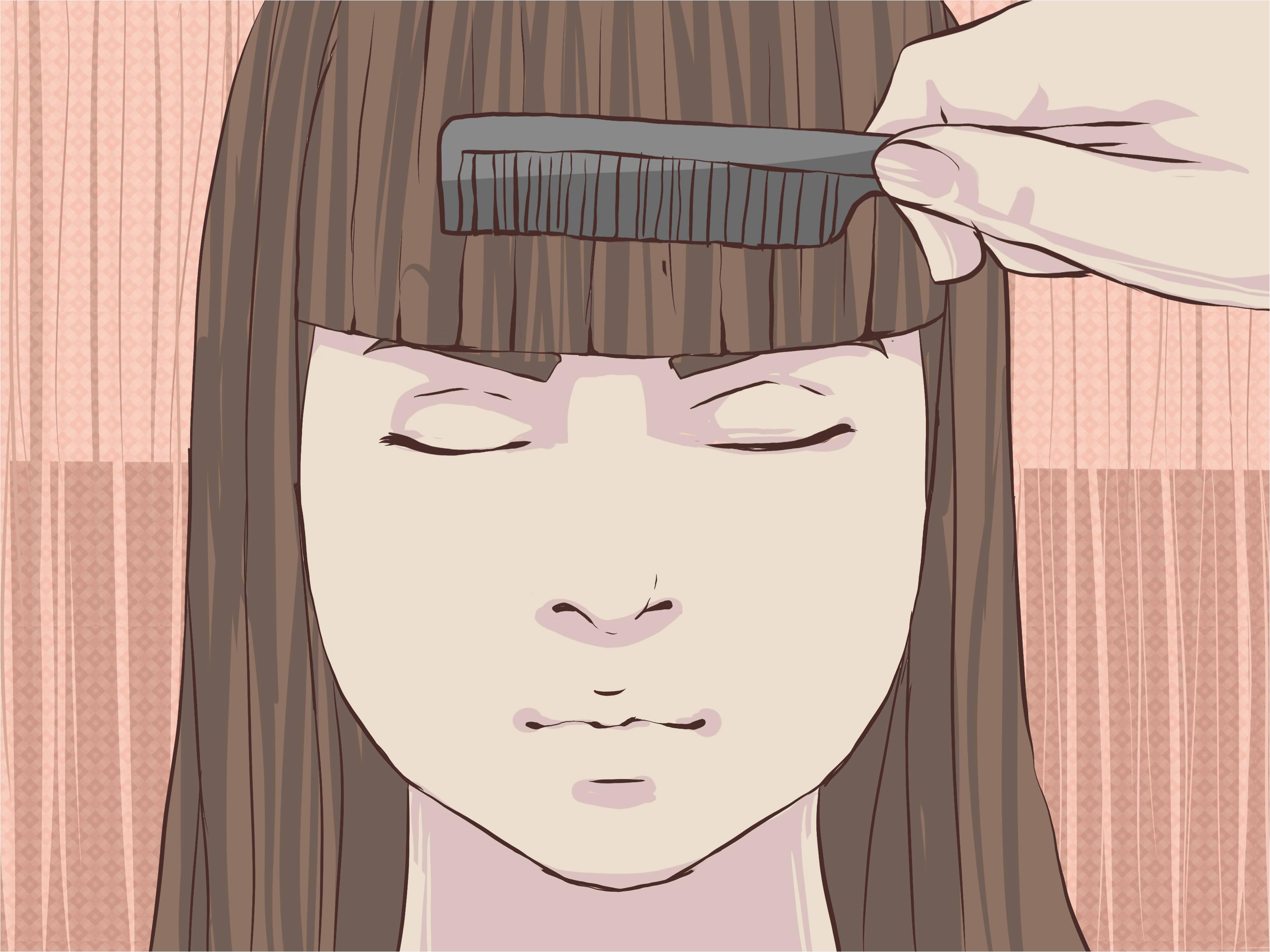 Master Hair Cutting Techniques Step 24